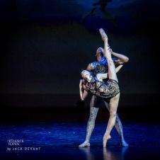 Melissa Hamilton and Eric Underwood, «Raven Girl» - © Jack Devant