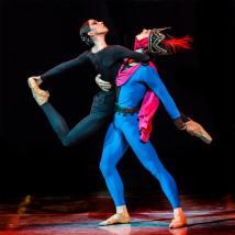 Viktoria Tereshkina and Vladimir Shklyarov - © Sasha Gouliaev