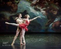 Yolanda Correa and Yoel Carreño - © Jack Devant