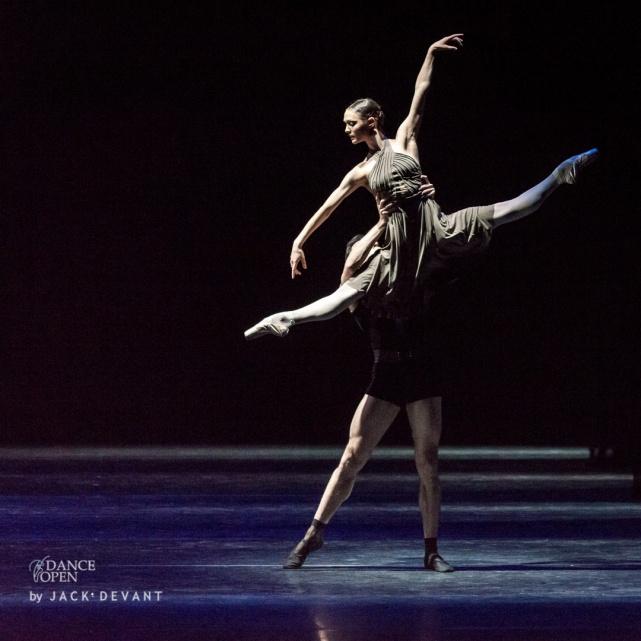 Jurgita Dronina and Jozef Varga - © Jack Devant