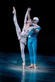 Maria Shirinkina and Vladimir Shklyarov - © Sasha Gouliaev