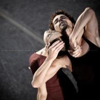 Diana Vishneva and Thiago Bordin - © Nikolay Krusser