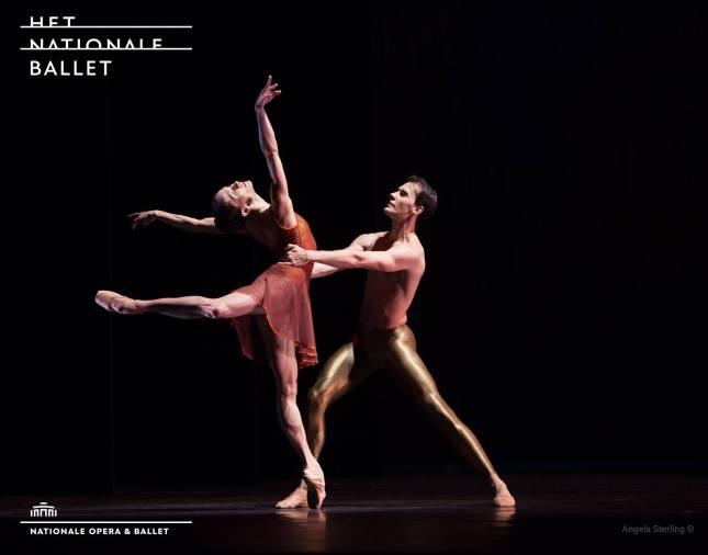 Anna Tsygankova and Jozef Varga - © Angela Sterling