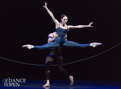 Anna Tsygankova and Matthew Golding, Variations For Two Couples - © Stas Levshin