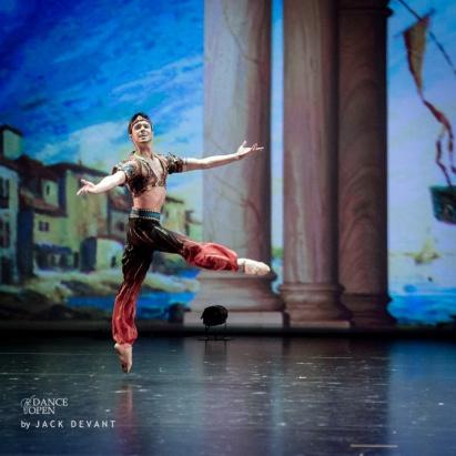 Iana Salenko and Joseph Gatti - © Jack Devant