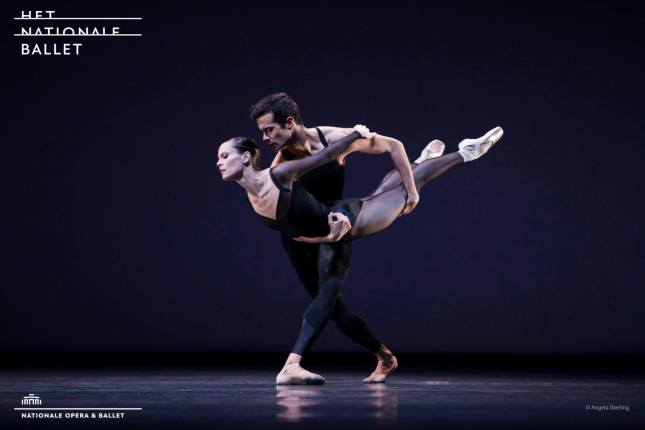 Igone de Jongh and Vito Mazzeo - © Angela Sterling