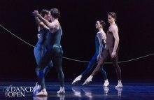Igone de Jongh, Jozef Varga, Anna Tsygankova and Matthew Golding, Variations For Two Couples - © Stas Levshin