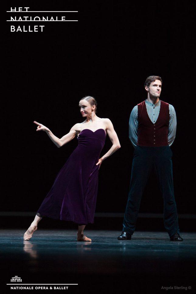 Larissa Lezhnina and Alexander Zhembrovskyy - © Angela Sterling