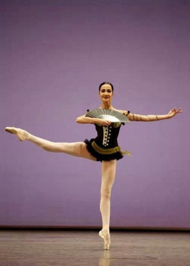 Mathilde Froustey as Carmen, Le Ballet de l'Opéra National de Paris,