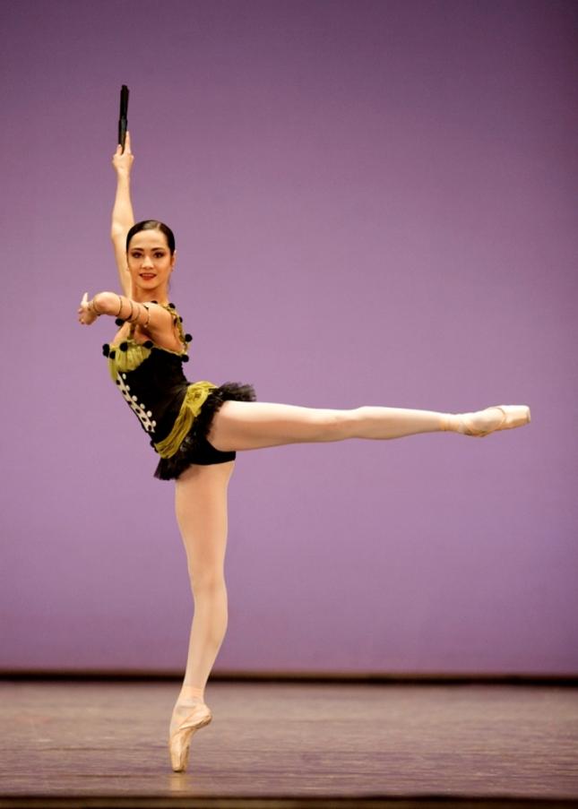 Mathilde Froustey, Soloist Paris Opéra Ballet (2)