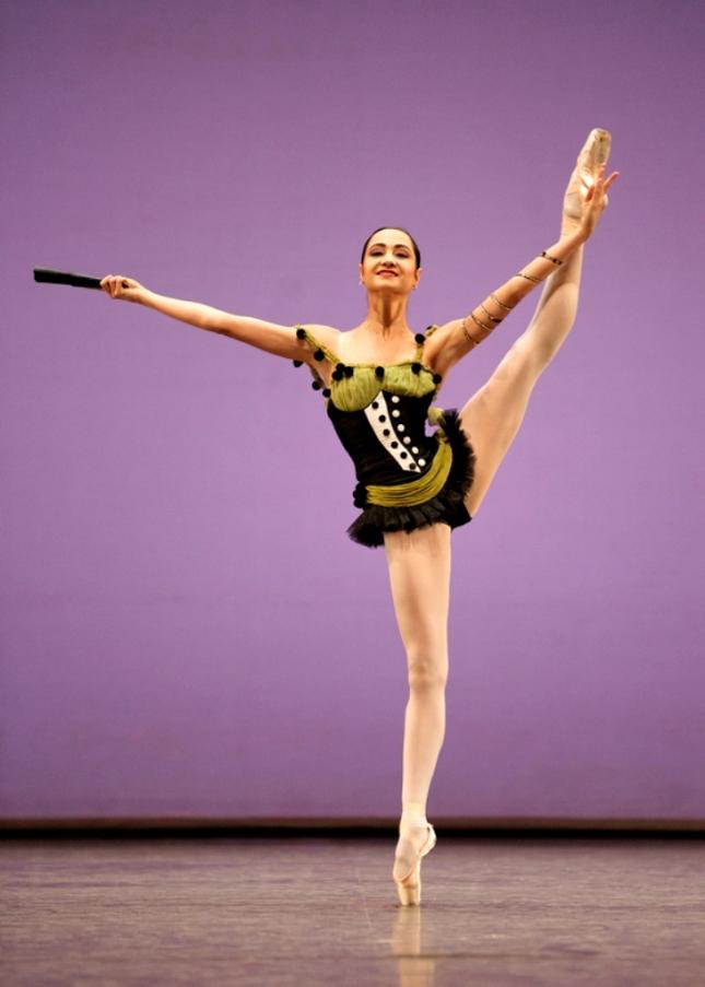 Mathilde Froustey, Soloist Paris Opéra Ballet (6)