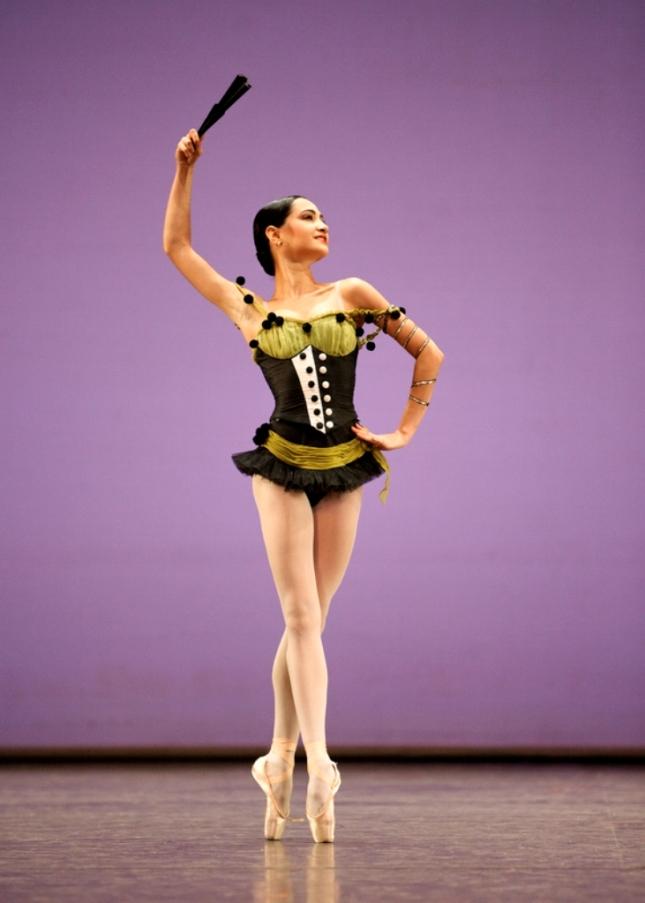 Mathilde Froustey, Soloist Paris Opéra Ballet