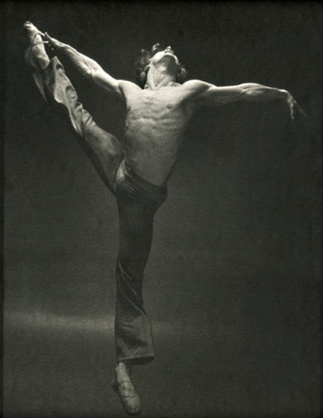 Mikhail Baryshnikov, Le Jeune Homme et la Mort, New York City 1975 1