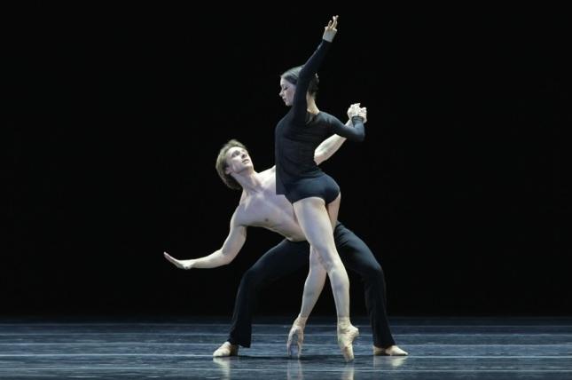 Viktoria Brilyova and Filipp Stepin © XIV International Ballet Festival Mariinsky