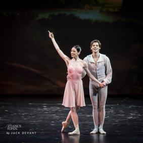 Viktoria Tereshkina and Vladimir Shklyarov, «Tchaikovsky Pas de Deux» - © Jack Devant