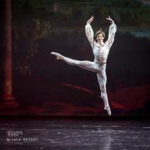 Vladimir Shklyarov, «Tchaikovsky Pas de Deux» - © Jack Devant