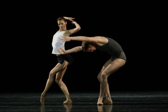 Yekaterina Kondaurova and Andrei Yermakov © XIV International Ballet Festival Mariinsky