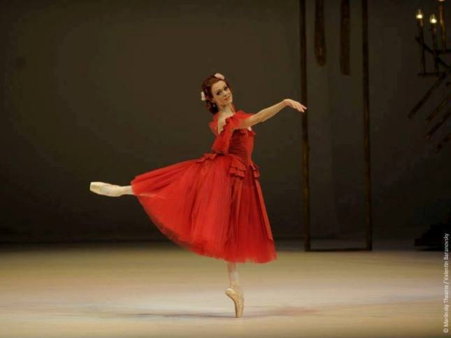 © Valentin Baranovsky / Mariinsky Theatre