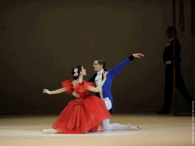 © Mariinsky Theatre / Valentin Baranovsky