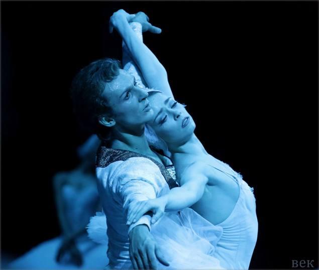 Yekaterina Krisanova and Semyon Chudin - © Yekaterina Vladimirova