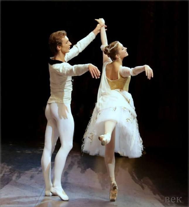 Ksenia Zhiganshina and Semyon Chudin - © Yekaterina Vladimirova