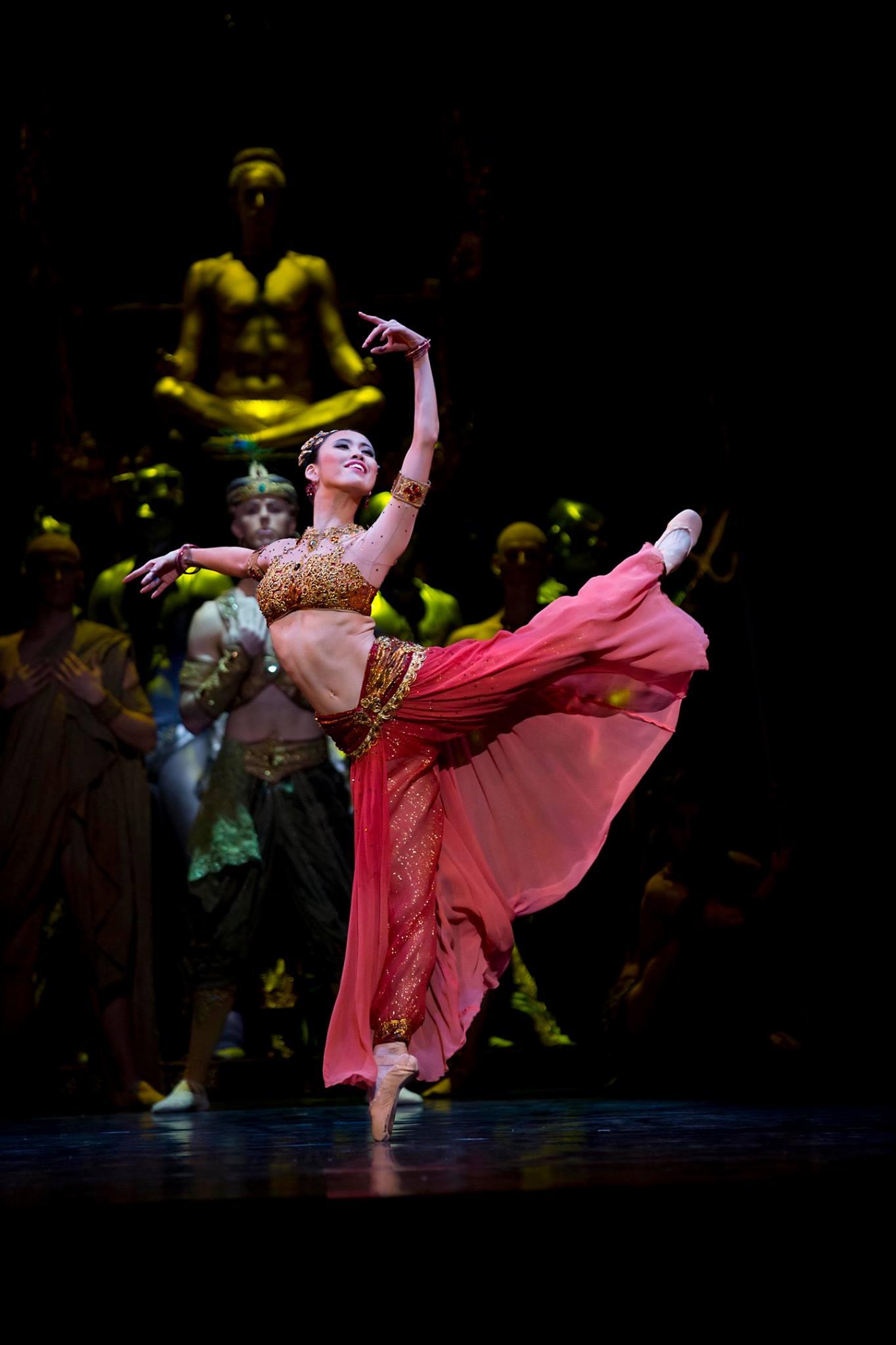 Ako Kondo Australian Ballet