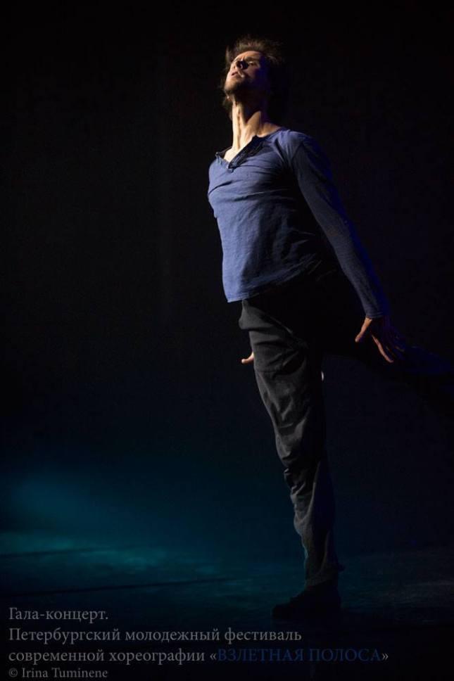 Oleg Gabyshev, Boris eifman Ballet - Photographer Irina Tuminene