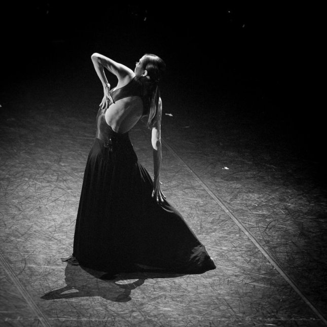 Yulia Makhalina - Юлия Махалина Gala to Youth Festival of Modern Choreography Runway © Nikolay Krusser