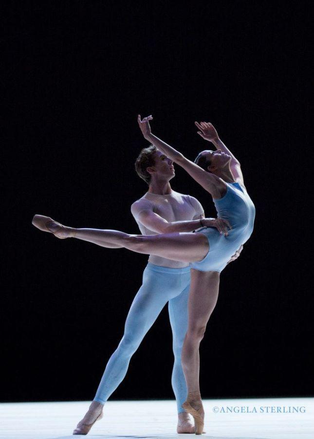 Igone de Jongh and James Stout - © Angela Sterling