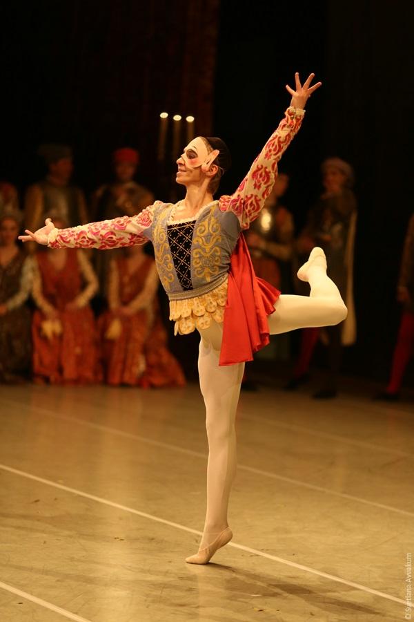 Alexei Popov as «Mercutio» - © Svetlana Avvakum