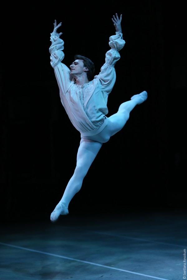 Filipp Stepin as «Romeo» - © Svetlana Avvakum