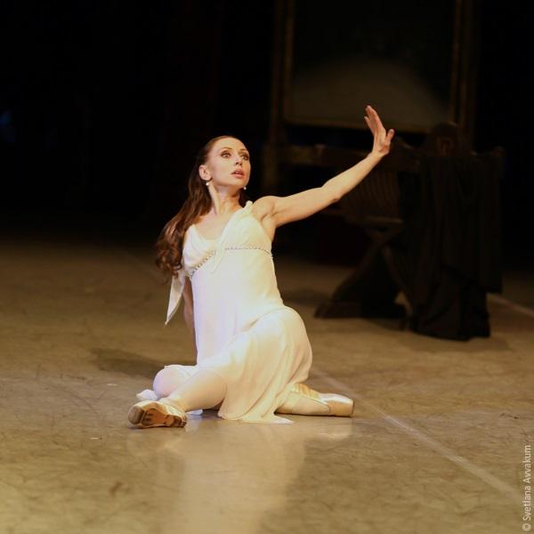 Yekaterina Osmolkina as «Juliet» - © Svetlana Avvakum