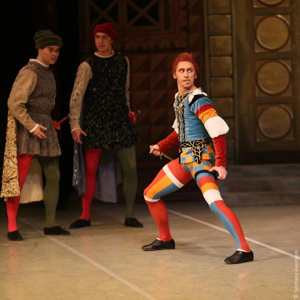 Igor Kolb as «Tybalt» - © Svetlana Avvakum