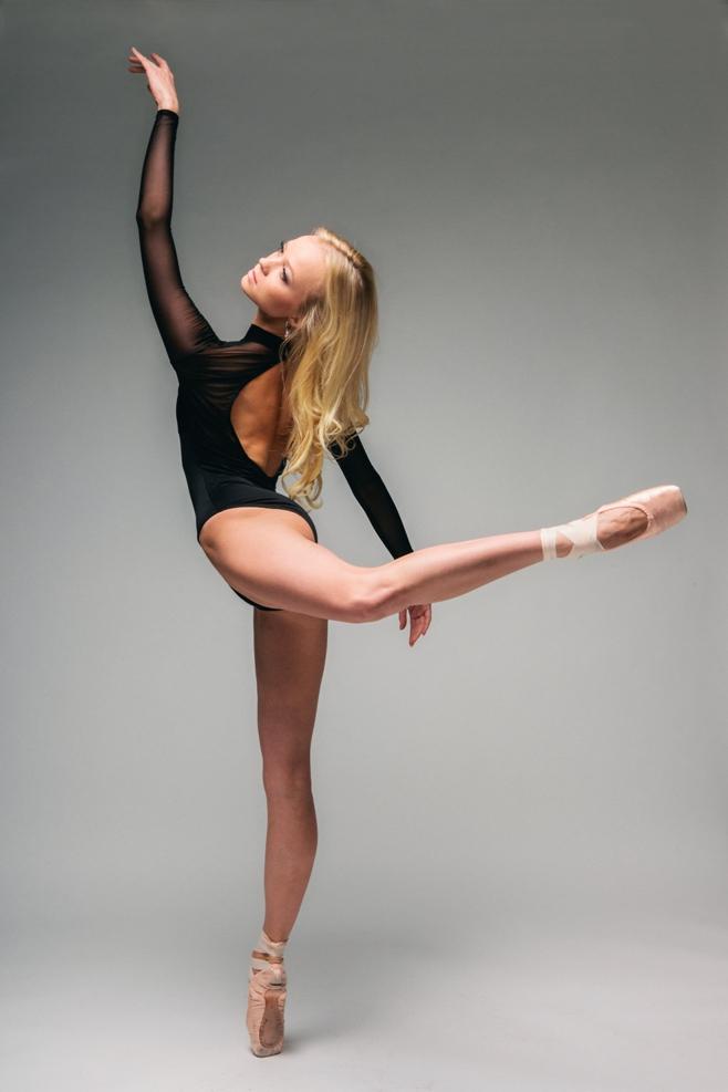 Blonde Ballet 2
