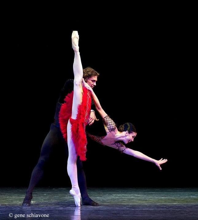 Natalia Osipova and Ivan Vasiliev, Don Quixote,  2010 at the Indianapolis City Ballet Gala.