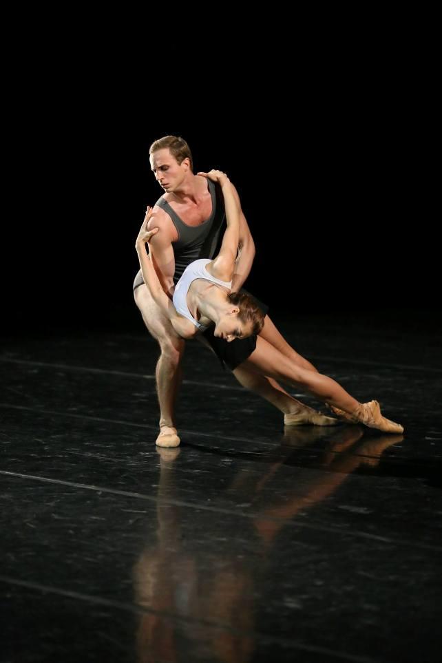 Natasha razina / mariinsky ballet