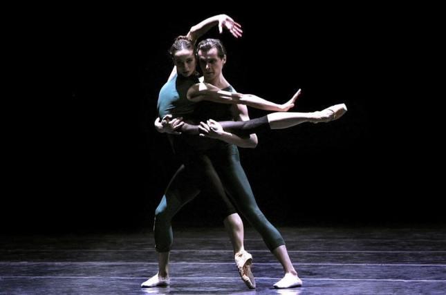 Diana Vishneva and Maksim Khrebtov