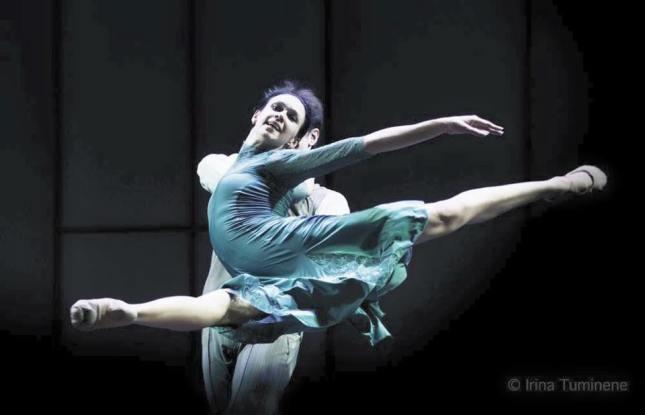 Lyubov Andreyeva and Oleg Gabyshev - © Irina Tuminene