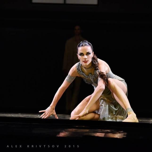 Maria Abashova - © Alex Krivtsov