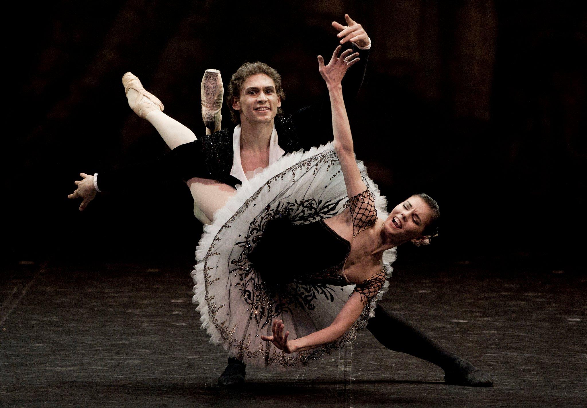 балета в приват фильмах или поздно