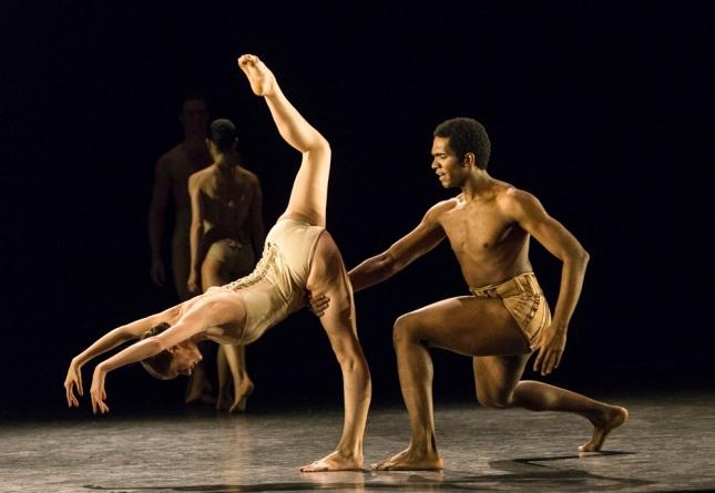 Laurretta Summerscale and Junor Souza - © Foteini Christofilopoulou