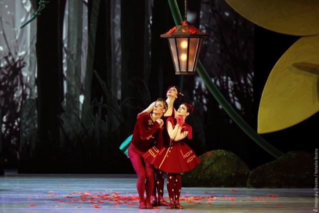 © Mariinsky Theatre / Natasha Razina