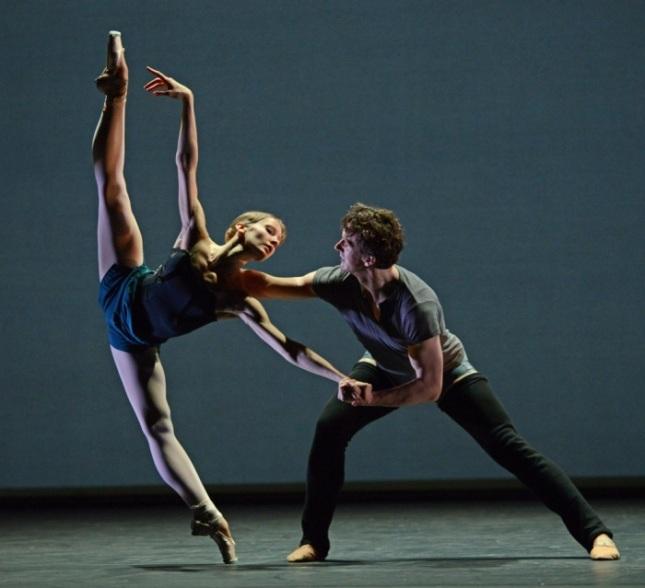 © Dave Morgan / The Royal Ballet