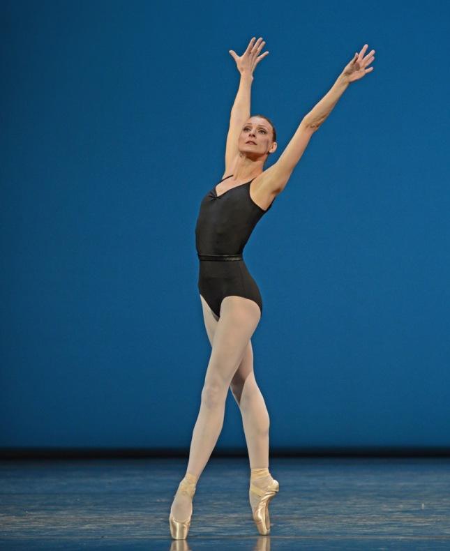 Zenaida Yanowsky - © Dave Morgan