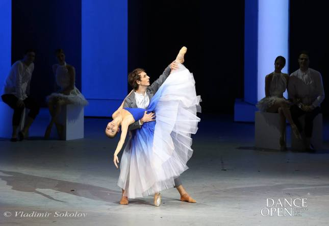 Anastasia Stashkevich and Semyon Chudin - © Vladimir Sokolov