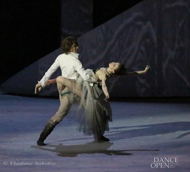 Yekaterina Krysanova and Vladislav Lantratov - © Vladimir Sokolov