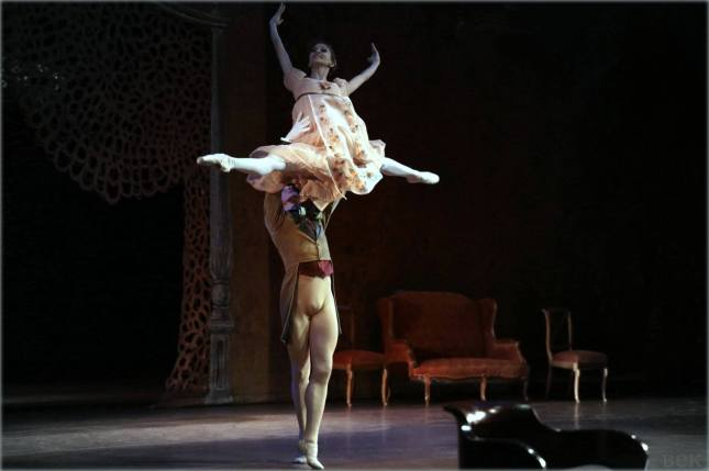 Anastasia Stashkevich and Dmitry Gudanov - © Yekaterina Vladimirova