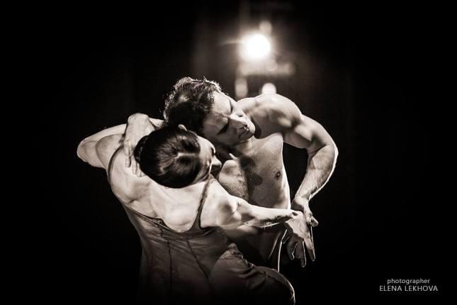 Anna Tsygankova and Jozef Varga © Elena Lekhova