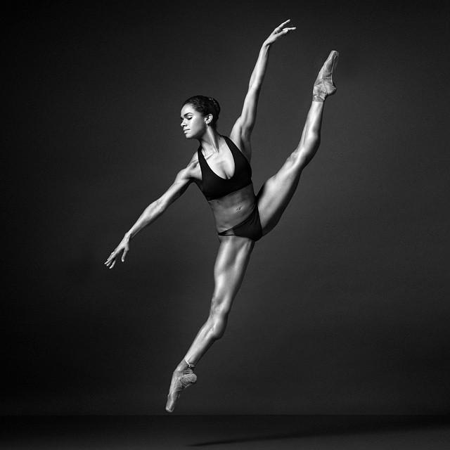 Black And White Misty : Misty copeland ballet the best photographs