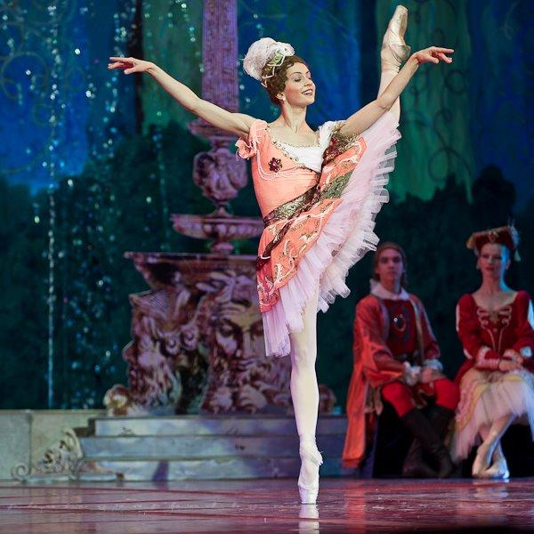 александра тимофеева балерина фото